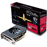Sapphire Pulse Radeon RX 570 DirectX 12 100412P4GITXL 4GB 256-Bit GDDR5 CrossFireX Support ATX Video Card