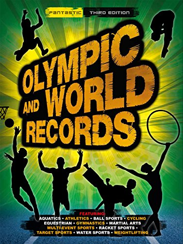 Olympic and World Records por Keir Radnedge