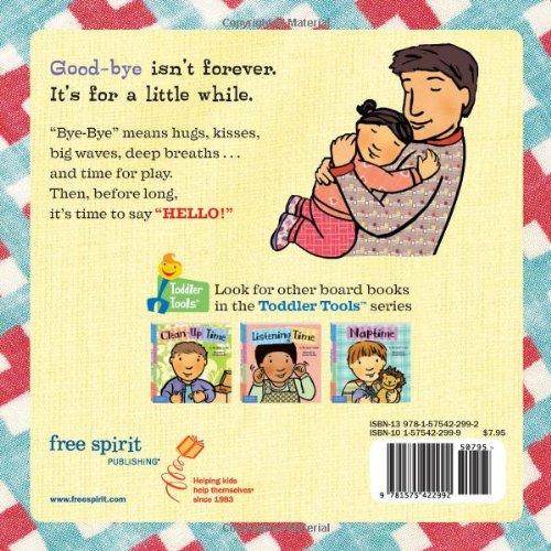 amazoncom bye bye time toddler tools 9781575422992 elizabeth verdick marieka heinlen books