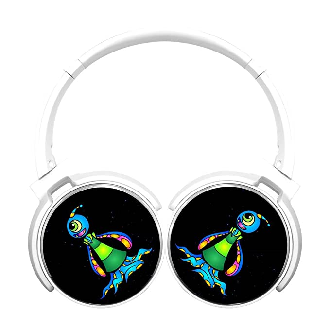 Blanco Diadema Bluetooth inalámbrico auriculares Colored ...