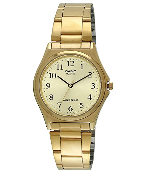 239399f7cce8 Casio MTP-1130N-9B - Reloj analógico de Cuarzo para Hombre