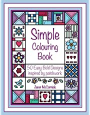 Simple Colouring Book