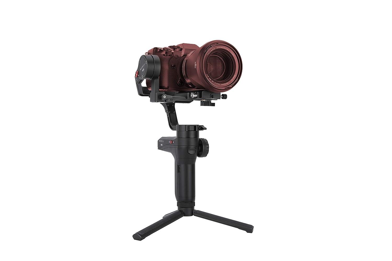 Zhiyun WEEBILL Lab transmisi/ón de Imagen inal/ámbrica Sony Panasonic Estabilizador de Mano para Todas Las c/ámaras DSLR sin Espejo Carga de Pago 3 kg Smartphone Nikon Reino Unido Canon