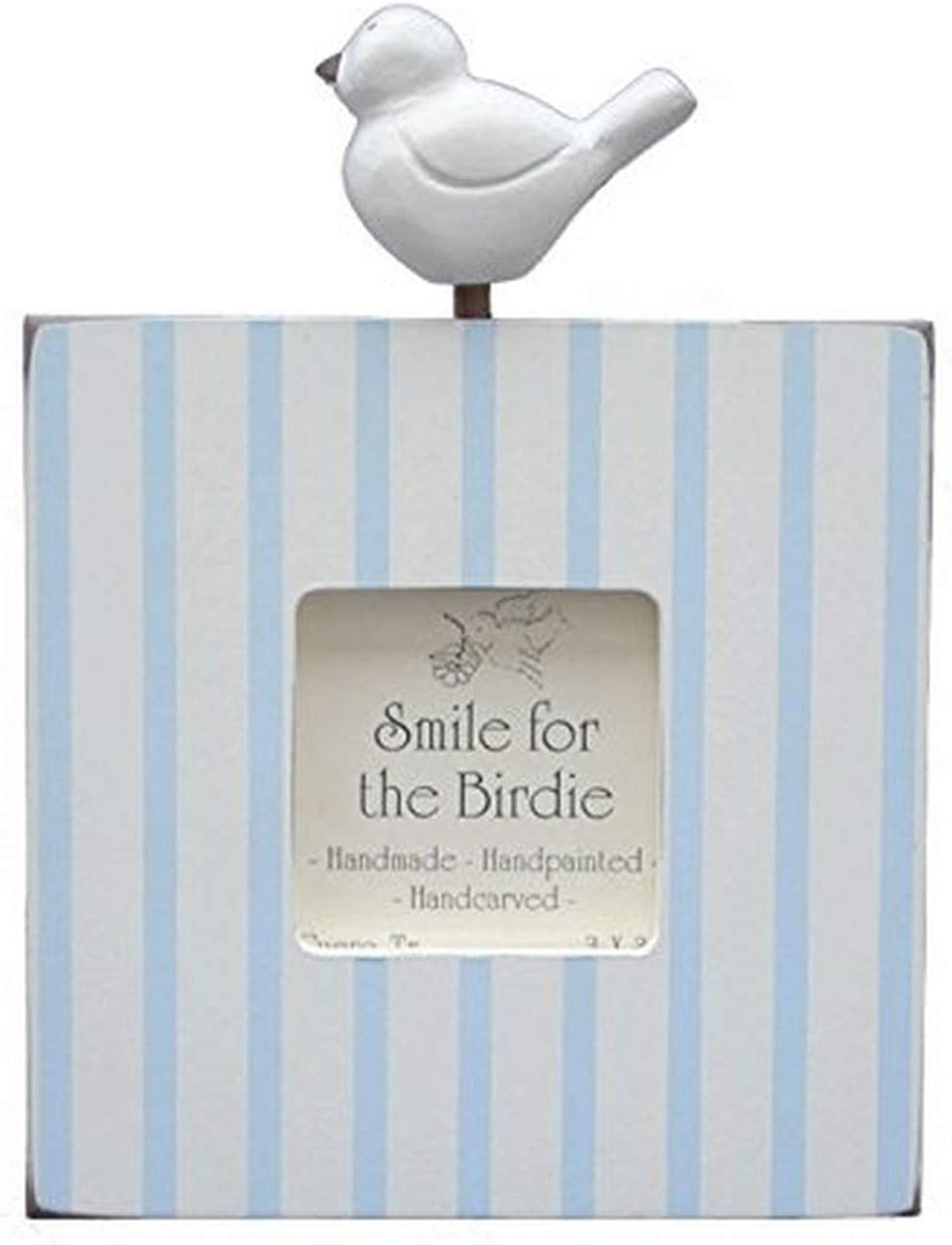 Renditions by Reesa Blue Birdie Top Picture Frame