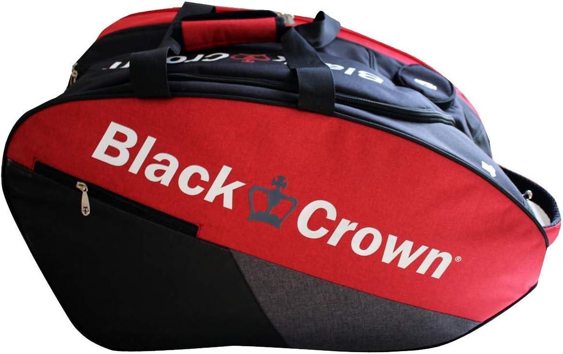 Paletero Calm Rojo | Bolsa de Pádel | Black Crown