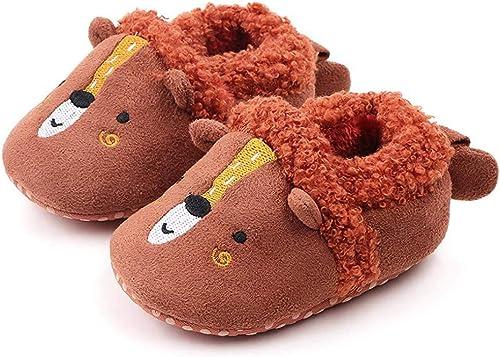 Sabe Infant Baby Warm Fleece Booties