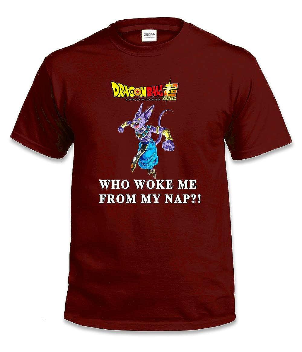 Dragon Ball Super Anime Unisex T-Shirt Tshirt DB Super-22/_Parent