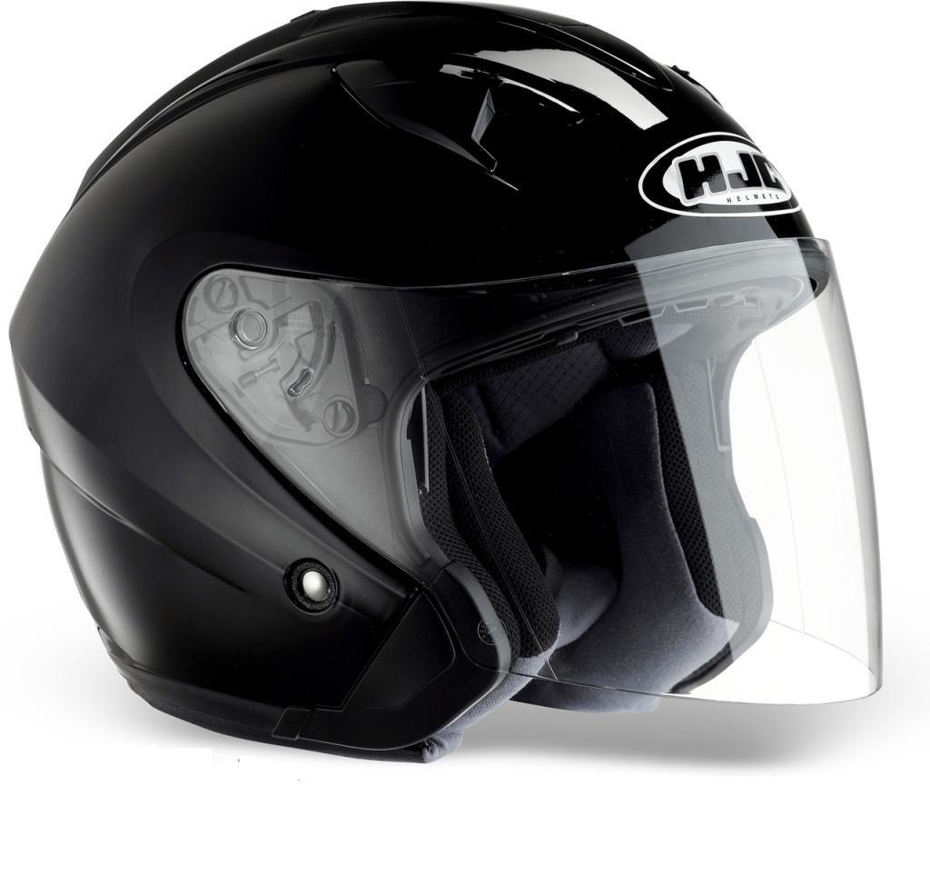 HJC IS-33 Gloss Black L Black