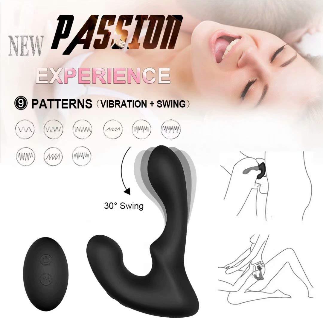 Massager Multi Vibrating Modes Wand Massager for Back Neck Shoulder Deep Tissue Massage by yuuxi (Image #6)