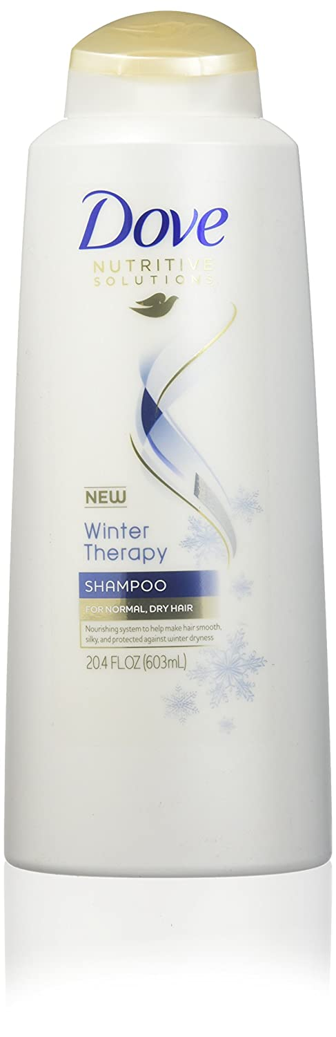 Dove Dry Hair Shampoo Winter Therapy, 20.4 Ounce