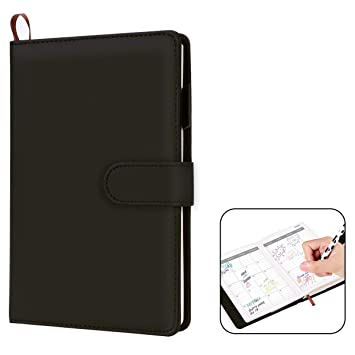 VemMore Journal / Cuaderno - Cuaderno Rayas / Lined notebook Papel Grueso Premium, Planificador Semanal