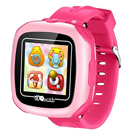 "Kids Smart Watches with Games, 1.5"" Touch Children Tracker Pedometer Step Count Wristwatch Digital"