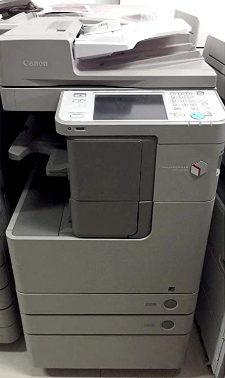 Drivers Update: Canon imageRUNNER ADVANCE 4035 MFP Generic FAX