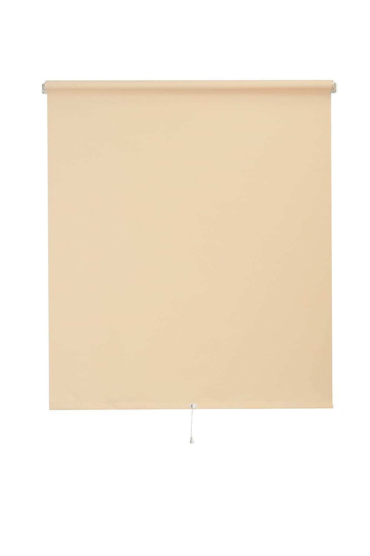 Sunlines HWA10114 Springrollo Verdunklung, Stoff, Stoff, Stoff, creme weiß, 122 x 180 cm B01BNIOYVI Seitenzug- & Springrollos 4e8c00