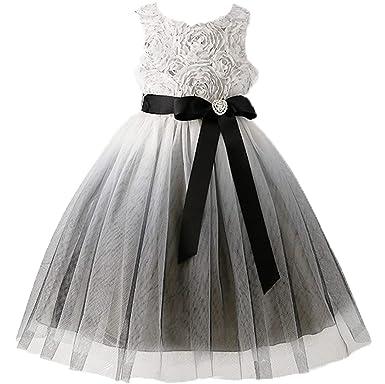 d7669969bc658 Catherine Cottage 子供フォーマル 巻き薔薇のグラデーションドレス 発表会 女の子 KD32210T(140cm)