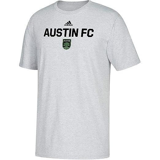 pretty nice 57c97 f665a Amazon.com : adidas Austin FC Youth Locker Stacked Logo ...