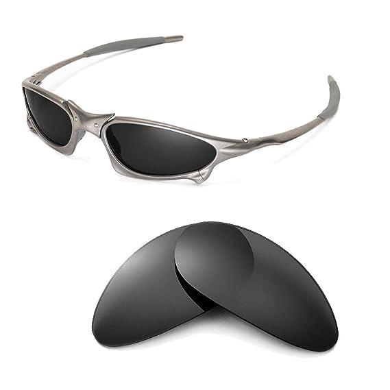 c01de38ca32 Walleva Replacement Lenses for Oakley Penny Sunglasses - Multiple Options  (Black - Polarized)  Amazon.co.uk  Clothing