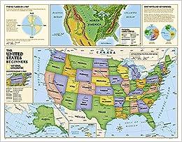 Kids Beginners USA Education: Grades K-3 [Laminated] (National ...