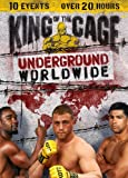King of the Cage - Underground Worldwide 10 Event Boxed Set
