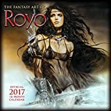The Fantasy Art of Royo 2017 Calendar