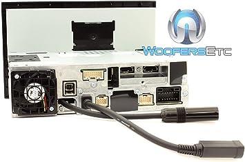 Alpine INE-W967HD INEW967HD INE W967HD Rear Camera Plug Input RCA Adapter Lead