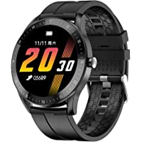 YUNSYE Fitness Tracker, Activity Tracker Fitness Watch with Heart Rate Monitor, Blood Pressure Monitor, IP67 Waterproof…