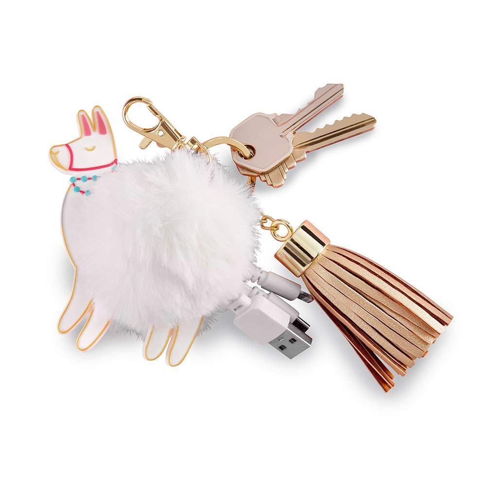 Amazon.com: Kate Aspen 11348NA Llama & Tassel Charging Cord ...