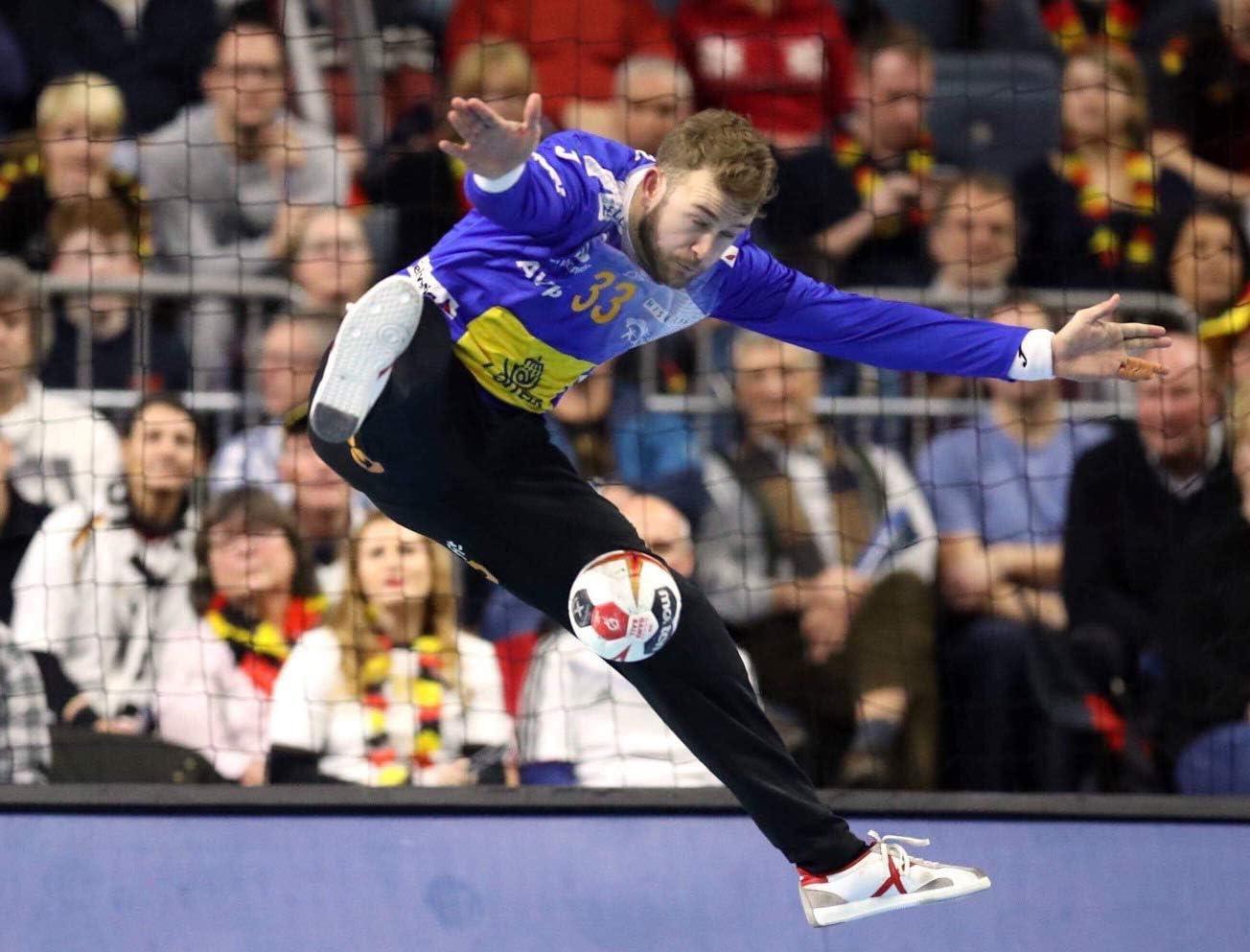 Camiseta Joma Portero España Balonmano 2019 Azul - XXL: Amazon.es: Deportes y aire libre