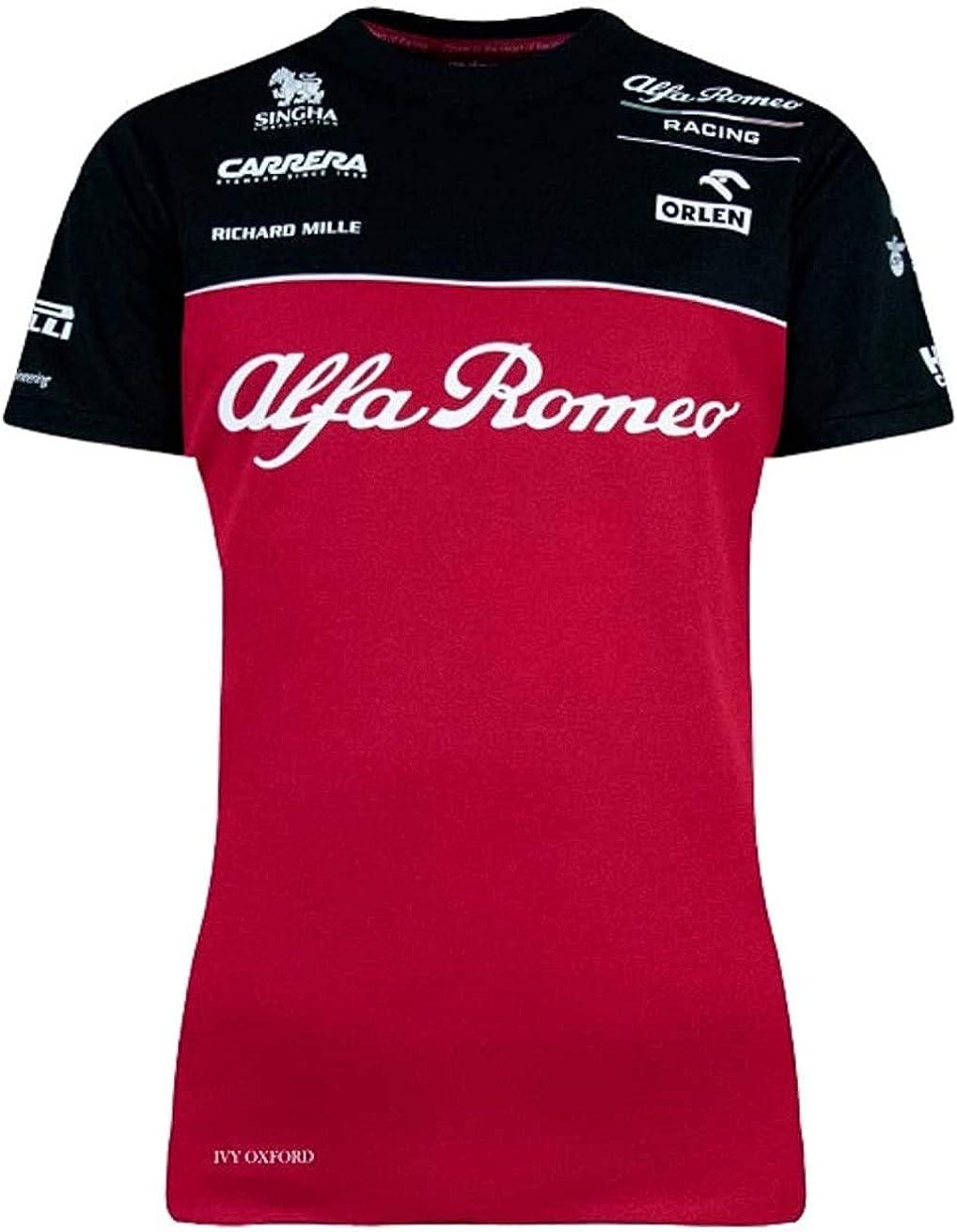 Alfa Romeo Racing F1 2020 Womens Team T-Shirt