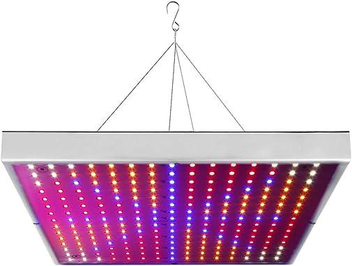 LED Grow Light, Full Spectrum Plant Light, 10W Hanging Grow Light, LED Grow Lamp for Greenhouse, Indoor Plants, Veg and Flower, Succulents Seedlings