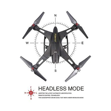 TONGTONG Drone cámara, 720P HD WiFi FPV cámara en Vivo de vídeo ...