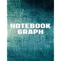 Cuaderno gráfico: cuaderno de papel cuadriculado