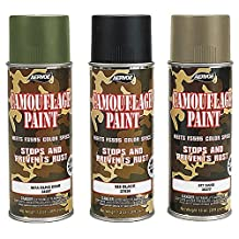 Rothco Camouflage Spray Paint - Olive Drab