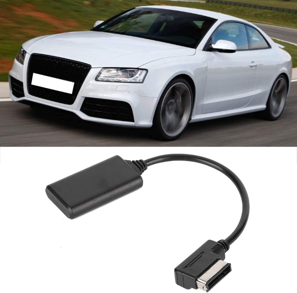 Bluetooth5.0 Car AUX Music Interface Adapter Audio Cable Fits for AMI MMI MDI Bluetooth Audio Cable