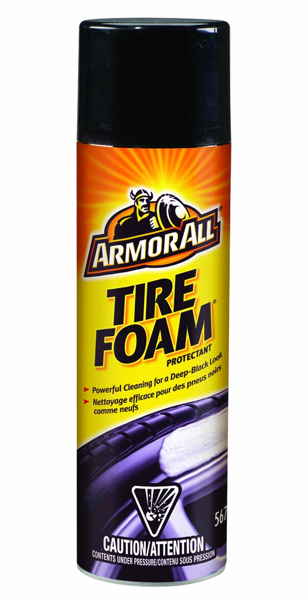 Armor All Tire Foam Protectant, 567g Armored AutoGroup Canada 11297B