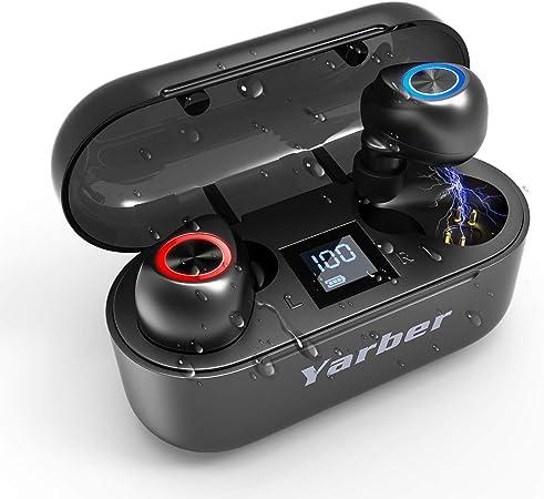 Yarber Bluetooth Kopfhörer Kabellos In Ear Tws Elektronik