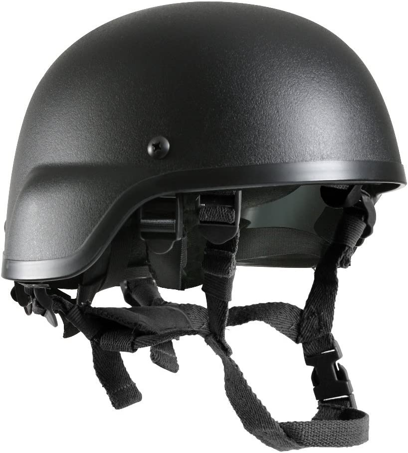 New ACH Foliage Adjustable Helmet Chin Strap  With Screws Made in USA