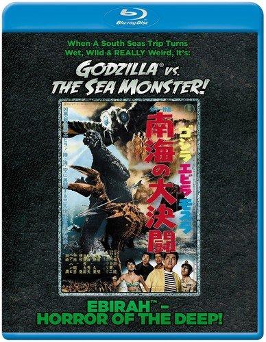 Godzilla vs. The Sea Monster ! / Ebirah: Horror of the Deep ! [Blu-ray]