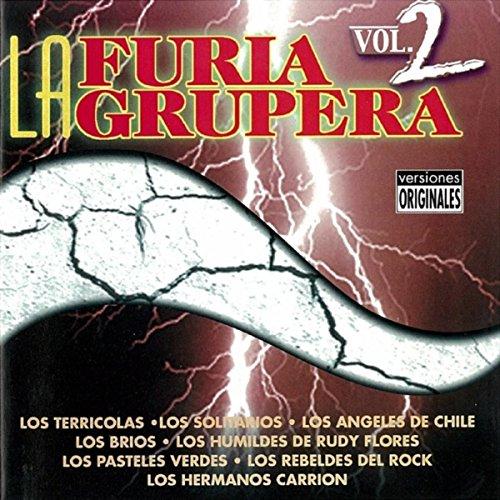 ... La Furia Grupera Vol.2