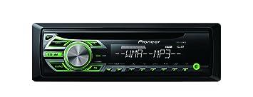 Pioneer DEH-150MPG - Radio con CD/DVD para coches de (200 W