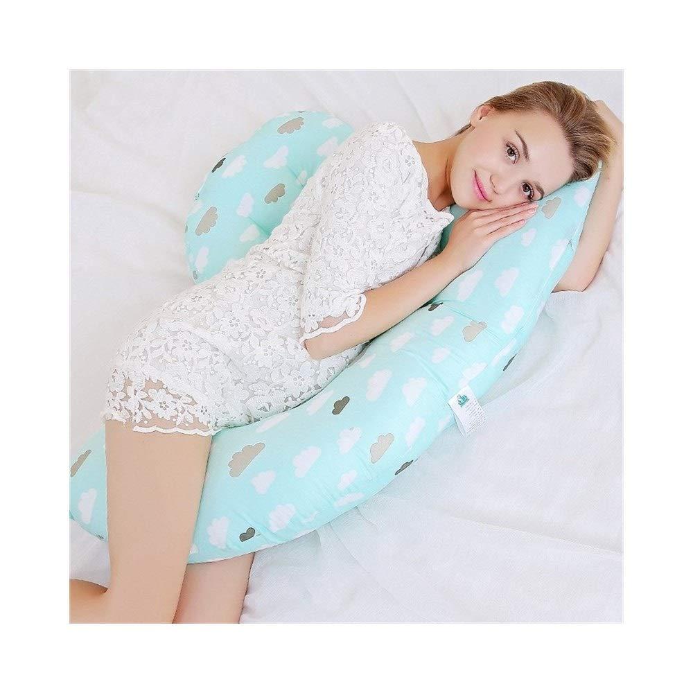 大特価放出! XJZxX E B07RB1NSPF 妊娠中の女性の枕多機能マタニティ枕G型ウエスト枕サイドマウントリムーバブルコットン (色 : E) E) B07RB1NSPF E, ジュエリー YouMe:b3012a33 --- arcego.com.br