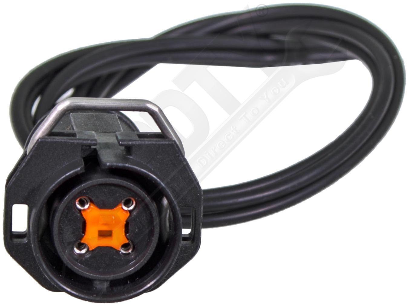 amazon com apdty 133997 fuel injector wiring harness Excursion Wiring Harness radio wiring harness for 2005 ford