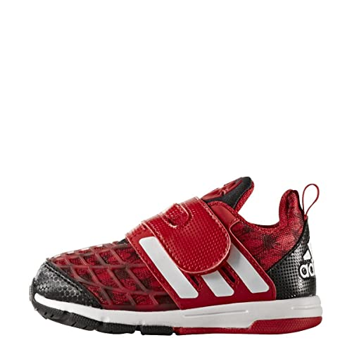 adidas Marvel Spider-Man CF I, Zapatillas Unisex Niños, Rojo (Escarl/Negbas/ftwbla), 24 EU: Amazon.es: Zapatos y complementos
