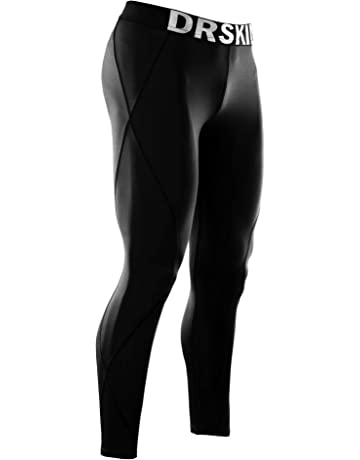 a1d6de0ae0e9b DRSKIN Compression Cool Dry Sports Tights Pants Baselayer Running Leggings  Yoga Rashguard Men