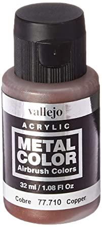 Vallejo Copper Metal Color 32ml Paint