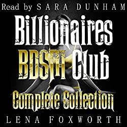 Billionaires BDSM Club: The Complete Collection