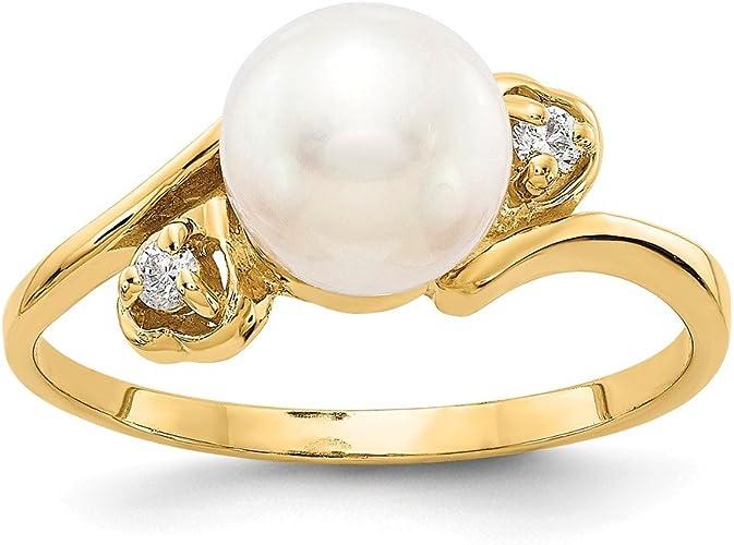14k Diamond /& Gemstone Ring Mounting Size 6 Length Width 1