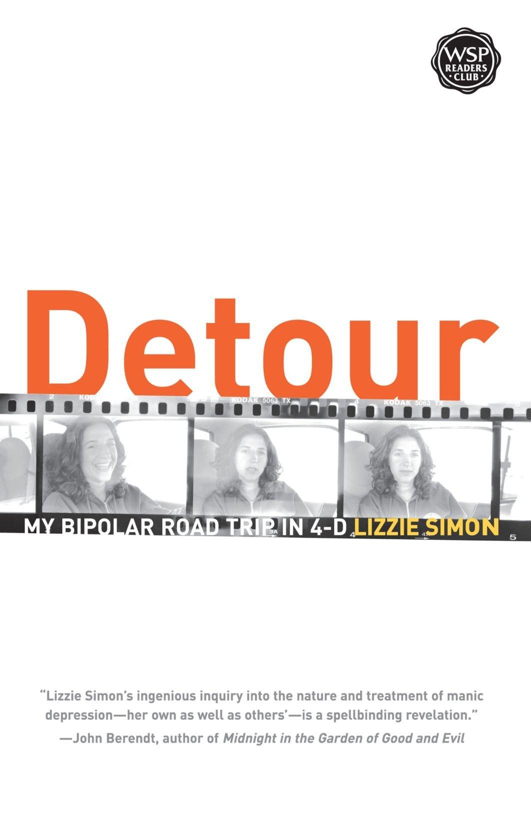 Read Online Detour: My Bipolar Road Trip in 4-D pdf epub