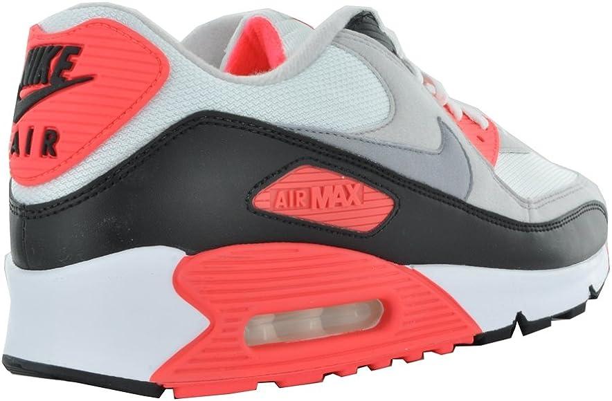 Air Max 90 Retro 325018 107 Grey Running Shoes