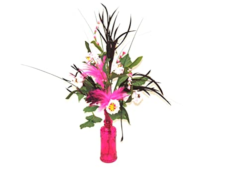 Buy Silk Flower Arrangement Table Centerpiece Home Decorating With